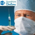 your sharepoint doctor will see you now